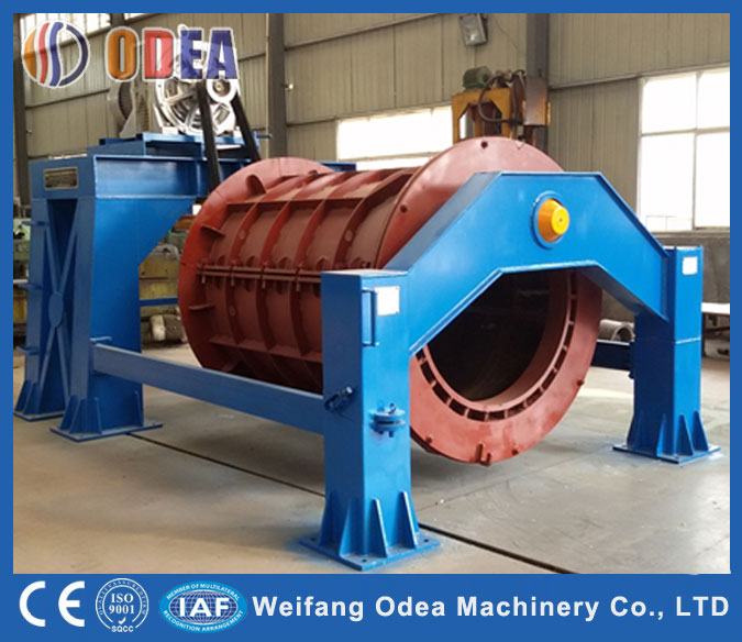Concrete Pipe making Machine