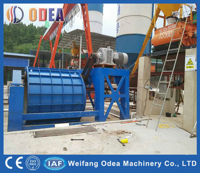 RCC Concrete Pipe Machine